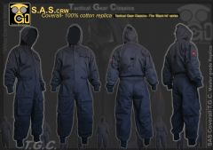 SAS CRW Gen1 coverall replica by TGC Size 4XL